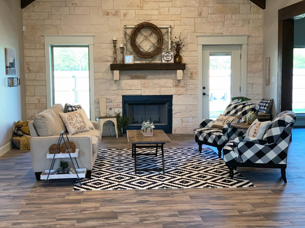 Castle Pines Vacant Home Staging