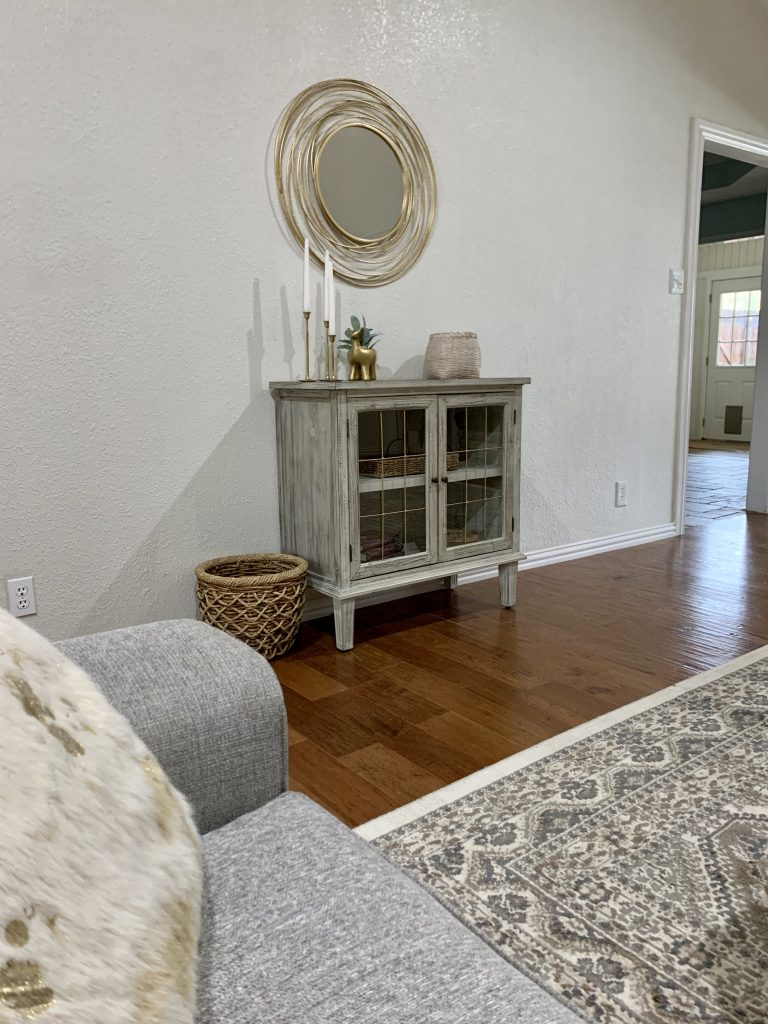 Clearview Living Room & Entry Project